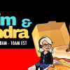 Slim & Sandra In The Morning is coming to the iLive Radio Network